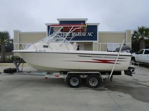Used Hydra-Sports 212WA Walkaround Fishing Boat For Sale