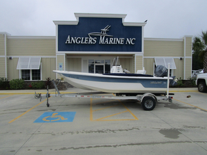 Used Sundance B18CC Saltwater Fishing Boat For Sale