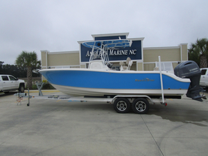 Used Nauticstar 2500XS Offshore Saltwater Fishing Boat For Sale
