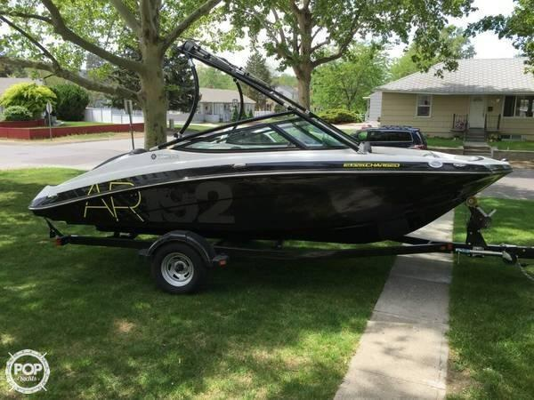 Used Yamaha 192 AR Jet Boat For Sale