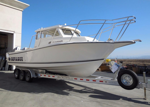 New Defiance 290 Guadalupe Saltwater Fishing Boat For Sale