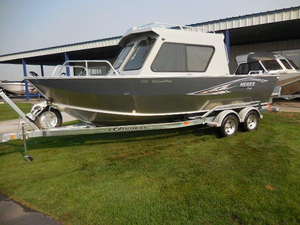 New Hewescraft 220 Ocean Pro HT Aluminum Fishing Boat For Sale