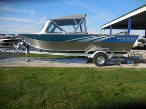 New Northwest Boats 207 Compass Aluminum Fishing Boat For Sale