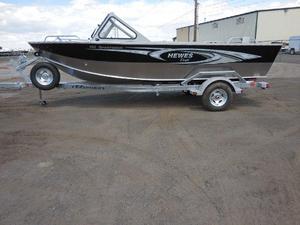 New Hewescraft 180 Sportsman Aluminum Fishing Boat For Sale