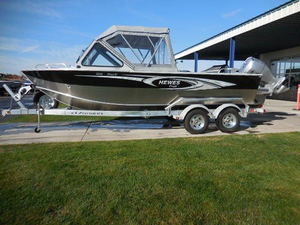 New Hewescraft 200 Pro-V ET Aluminum Fishing Boat For Sale