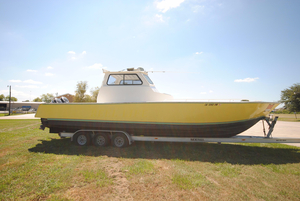 Used Gravois 39 Pilothouse Boat For Sale