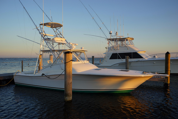 Used Shearwater Express Sports Fishing Boat For Sale