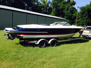 Used Chriscraft Launch 25 Bowrider Boat For Sale