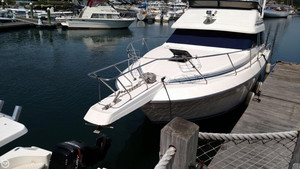 Used Silverton 34C Cruiser Boat For Sale