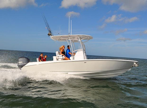 New Metal Shark 25 Gravois Sports Fishing Boat For Sale