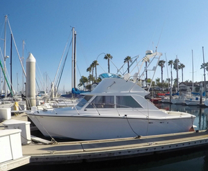 Used Uniflite 28 Sport Fisher Sports Fishing Boat For Sale