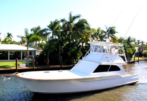 Used Buddy Davis 47 Sportfish Sports Fishing Boat For Sale