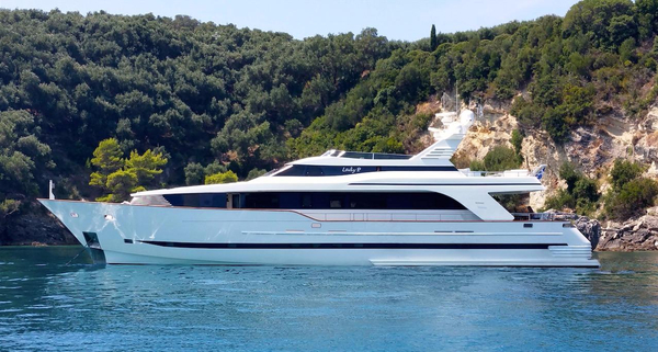 Used Bugaricrn Full Displacement RPH Motor Yacht For Sale