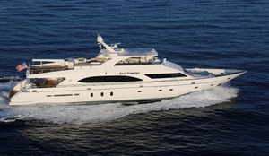 Used Hargrave Open Bridge Mega Yacht For Sale
