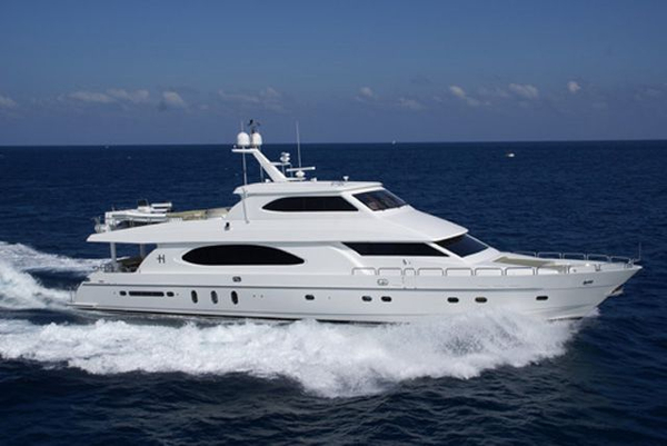 Used Hargrave Sky Lounge Mega Yacht For Sale