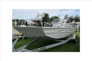 New Seaark RXJT 180 CC (Jet Tunnel) Center Console Fishing Boat For Sale