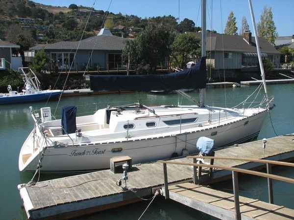 Used Jeanneau Sun Odyssey 362 Sloop Sailboat For Sale