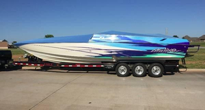 Used Active Thunder Evolution High Performance Boat For Sale