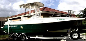 Used Aqua Sport Center Console Fishing Boat For Sale