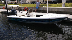 Used Action Craft 17FT Flats Fishing Boat For Sale
