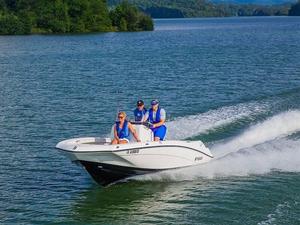 New Yamaha 190 FSH Jet Boat For Sale