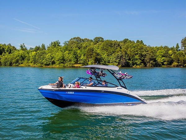 New Yamaha 212 Limited Jet Boat For Sale