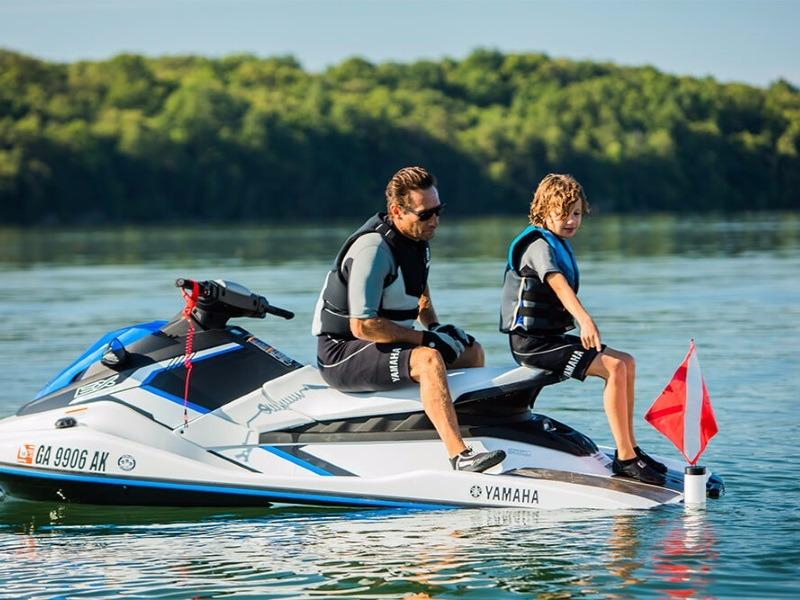 2017 new yamaha waverunner ex sport personal watercraft for Yamaha jet ski dealer
