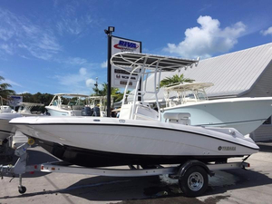 New Yamaha Marine 190 FSH Sport Center Console Fishing Boat For Sale