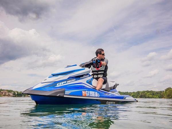 New Yamaha Waverunner GP1800 Personal Watercraft For Sale