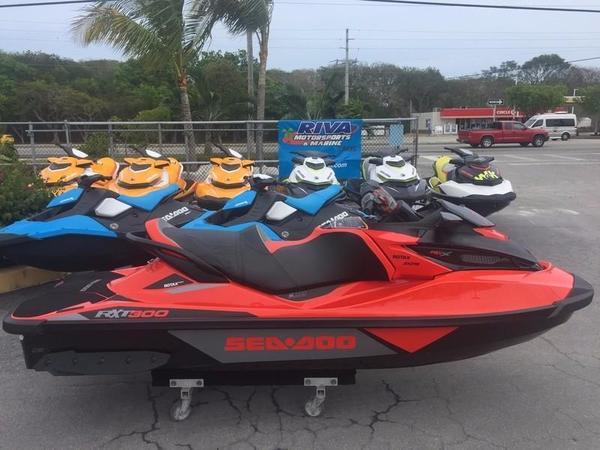 New Sea-Doo RXT-X 300RXT-X 300 Personal Watercraft For Sale