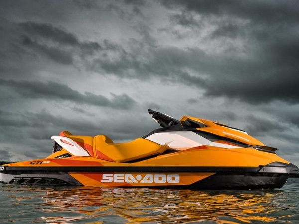 New Sea-Doo GTI SE Rotax 1503 NA 4-TEC Personal Watercraft For Sale