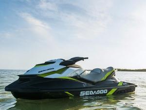 New Sea-Doo GTI SE Rotax 1503 NA 4-TEC Personal Watercraft For Sale