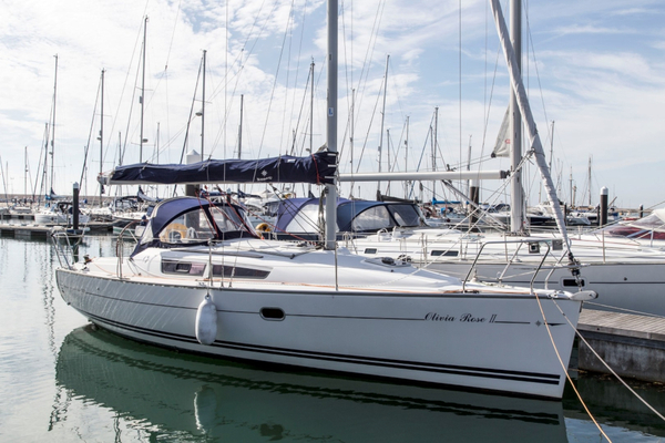 Used Jeanneau Sun Odyssey 32i Motor Yacht For Sale