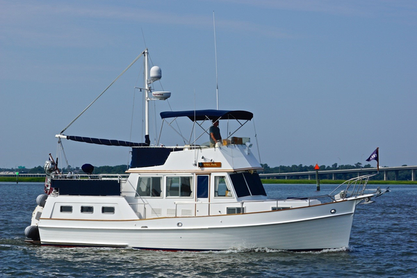Used Grand Banks Motoryacht Motor Yacht For Sale