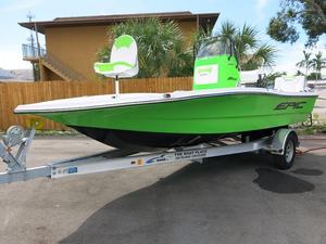 New Epic 21 SC Lime #A33 Bay Boat For Sale