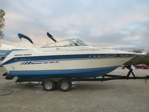 Used Sea Ray 270 SP Cruiser Boat For Sale