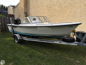 Used Key West 1720 DC Bowrider Boat For Sale