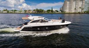 Used Sessa C35 Express Cruiser Boat For Sale