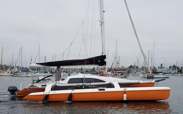 Used Corsair 37 Trimaran Sailboat For Sale