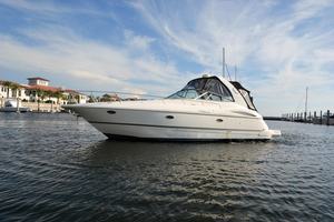 Used Cruisers Yachts 370 Express Sports Cruiser Boat For Sale