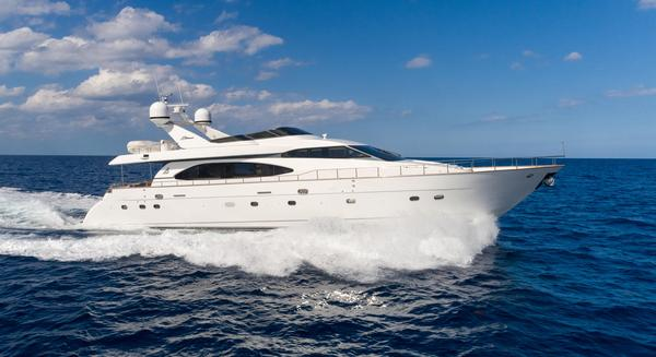 Used Azimut 85 Ultimate Motor Yacht For Sale