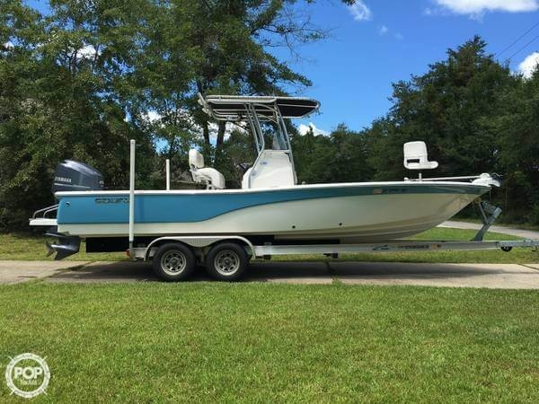 Used Sea Fox 240 Viper Bay boat Bay Boat For Sale