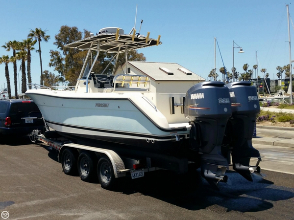 Used Pursuit 2670 CC Center Console Fishing Boat For Sale