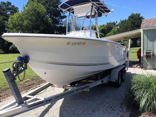 Used Sea Pro 206CC Center Console Fishing Boat For Sale