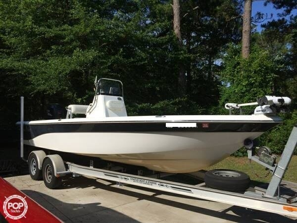 Used Nautic Star 2200 Tournament Bay Boat For Sale