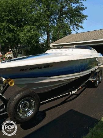 Used Donzi 22 ZX High Performance Boat For Sale