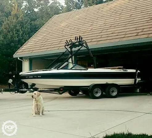 Used Mb Sports B52 Ski and Wakeboard Boat For Sale