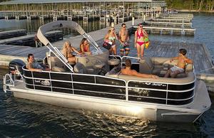 New G3 SunCatcher V22 GT Pontoon Boat For Sale