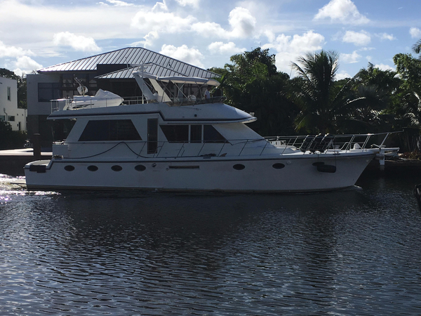 Used Symbol Cockpit Motor Yacht Motor Yacht For Sale