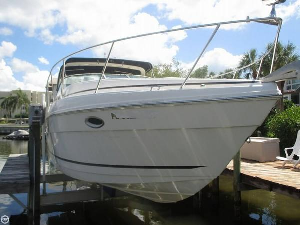 Used Rinker 340 Fiesta Vee Express Cruiser Boat For Sale